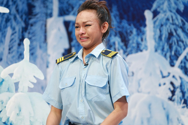 Hòa Minzy sàm sỡ Trấn Thành, Mai Ngô khóc mếu trên sân khấu Ơn giời - Ảnh 7.